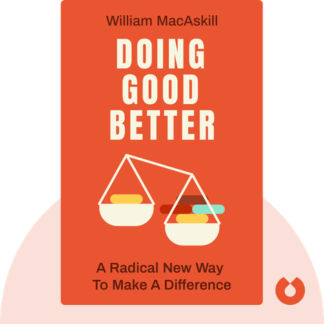 Doing Good Better von William MacAskill