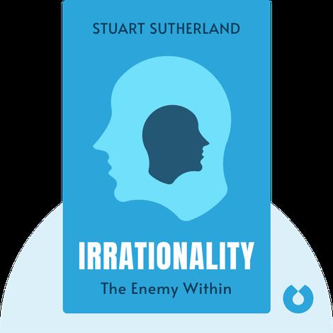 Irrationality by Stuart Sutherland