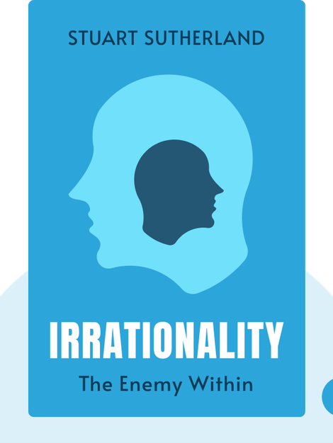 Irrationality: The Enemy Within  von Stuart Sutherland