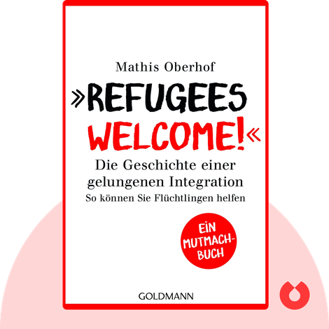 Refugees Welcome! by Mathis Oberhof & Carsten Tergast