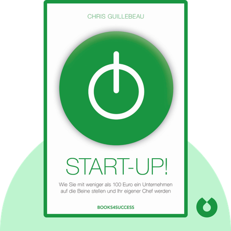 Start-up! von Chris Guillebeau