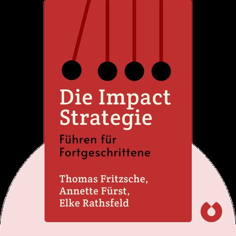Die Impact-Strategie by Thomas Fritzsche, Annette Fürst, Elke Rathsfeld