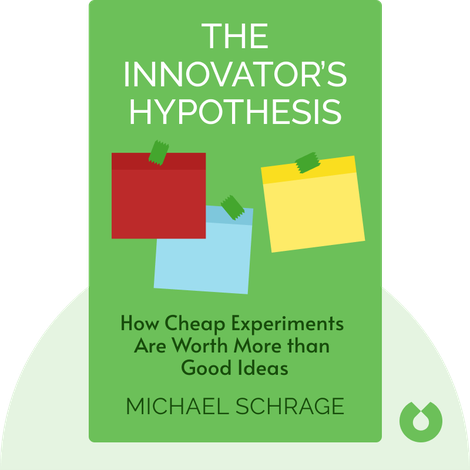The Innovator's Hypothesis by Michael Schrage