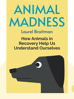 Animal Madness: How Anxious Dogs, Compulsive Parrots, and Elephants in Recovery Help Us Understand Ourselves by Laurel Braitman