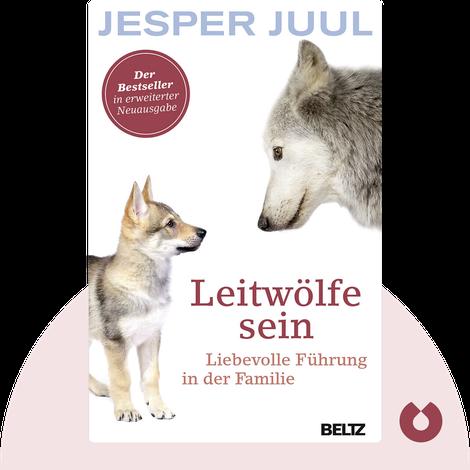 Leitwölfe sein by Jesper Juul