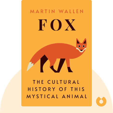 Fox by Martin Wallen