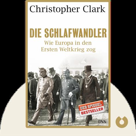 Die Schlafwandler by Christopher Clark
