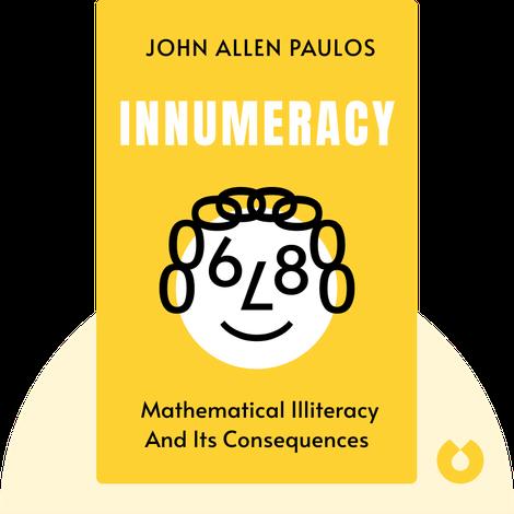 Innumeracy by John Allen Paulos