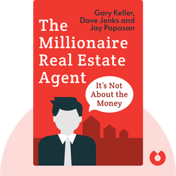 The Millionaire Real Estate Agent by Gary Keller with Dave Jenks and Jay Papasan