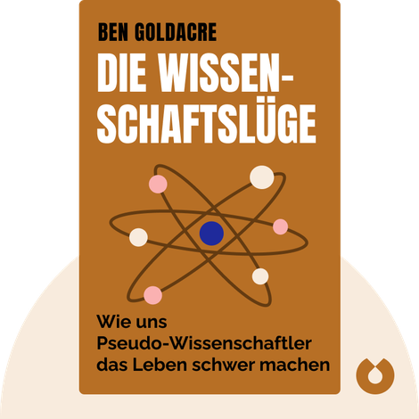 Die Wissenschaftslüge by Ben Goldacre