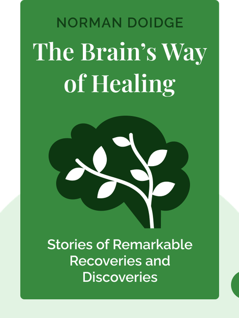 The Brain's Way of Healing: Stories of Remarkable Recoveries and Discoveries by Norman Doidge