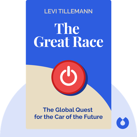 The Great Race by Levi Tillemann