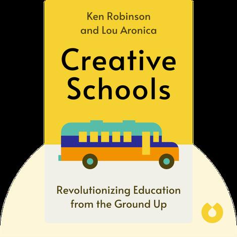 Creative Schools von Ken Robinson and Lou Aronica