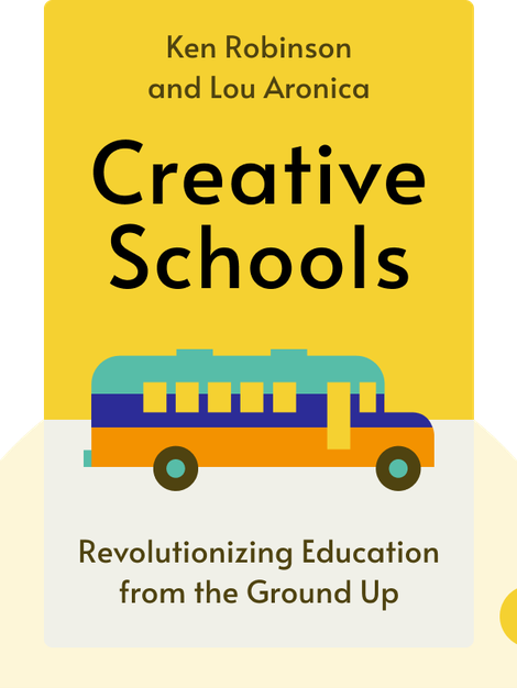 Creative Schools: Revolutionizing Education from the Ground Up von Ken Robinson and Lou Aronica
