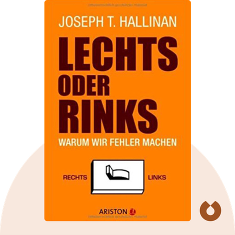 Lechts oder rinks by Joseph T. Hallinan