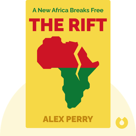 The Rift by Alex Perry