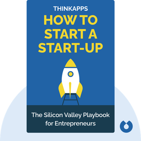 How to Start a Start-up by ThinkApps