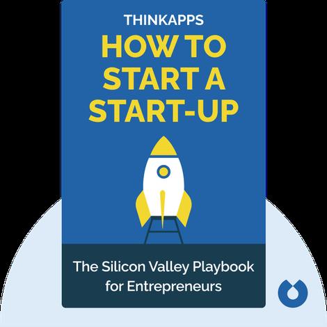 How to Start a Start-up von ThinkApps