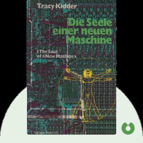 Die Seele einer neuen Maschine by Tracy Kidder