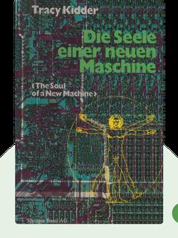 Die Seele einer neuen Maschine von Tracy Kidder