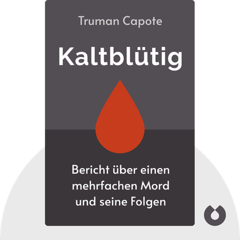 Kaltblütig by Truman Capote