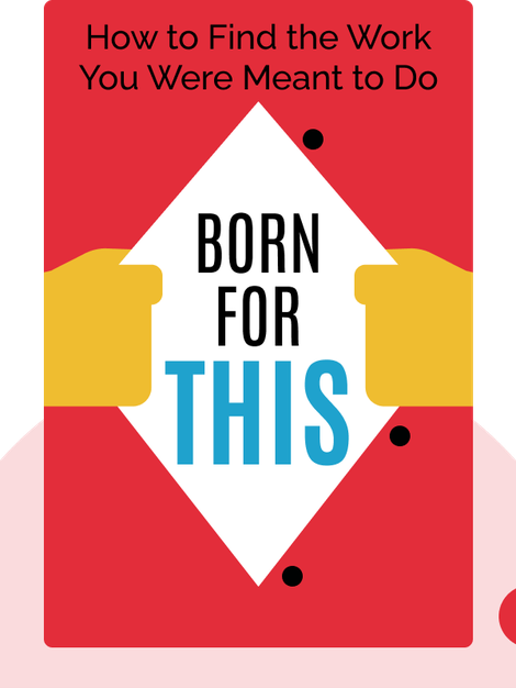 Born For This: How to Find the Work You Were Meant to Do by Chris Guillebeau