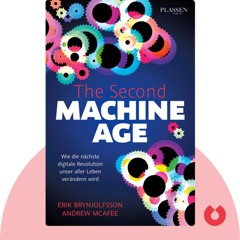 The Second Machine Age by Erik Brynjolfsson & Andrew McAfee