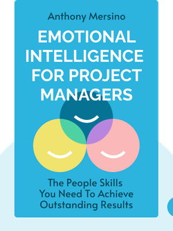 Emotional Intelligence for Project Managers: The People Skills You Need to Achieve Outstanding Results von Anthony Mersino