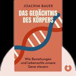 Das Gedächtnis des Körpers: Wie Beziehungen und Lebensstile unsere Gene steuern by Joachim Bauer