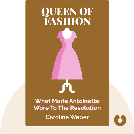 Queen of Fashion von Caroline Weber