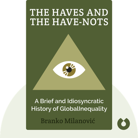The Haves and the Have-Nots von Branko Milanović