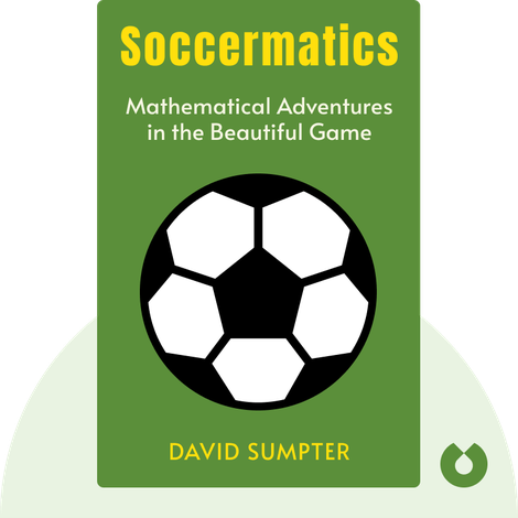 Soccermatics by David Sumpter