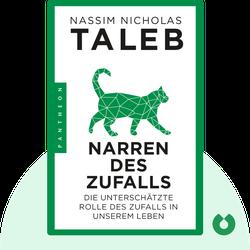 Narren des Zufalls: Die verborgene Rolle des Glücks an den Finanzmärkten und im Rest des Lebens by Nassim Nicholas Taleb