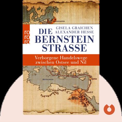 Die Bernsteinstraße by Gisela Graichen & Alexander Hesse