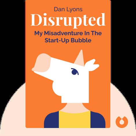 Disrupted von Dan Lyons