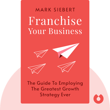 Franchise Your Business by Mark Siebert