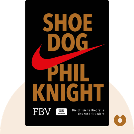 Shoe Dog von Phil Knight