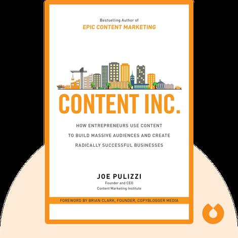 Content Inc. von Joe Pulizzi