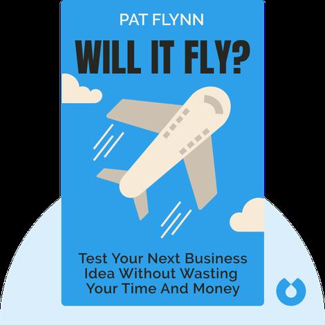 Will It Fly? von Pat Flynn