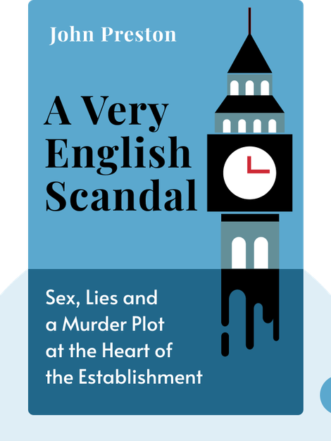 A Very English Scandal: Sex, Lies and a Murder Plot at the Heart of the Establishment  von John Preston