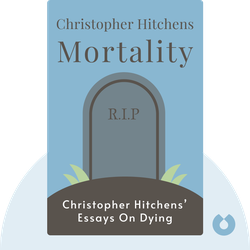 Mortality von Christopher Hitchens