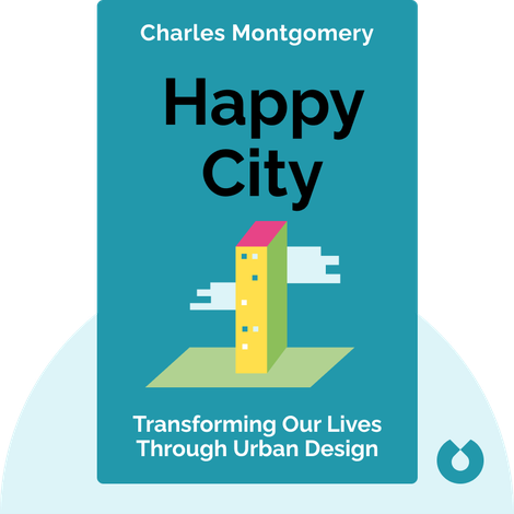 Happy City von Charles Montgomery