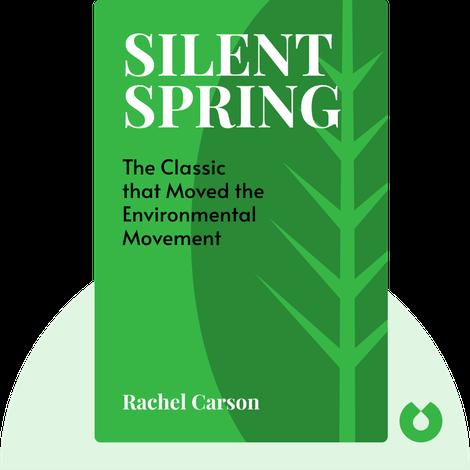 Silent Spring  von Rachel Carson