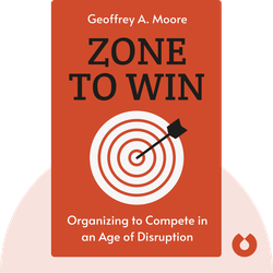 Zone To Win: Organizing to Compete in an Age of Disruption by Geoffrey A. Moore