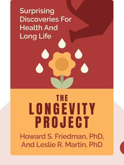The Longevity Project: Surprising Discoveries for Health and Long Life from the Landmark Eight-Decade Study von Howard S. Friedman, PhD, and Leslie R. Martin, PhD