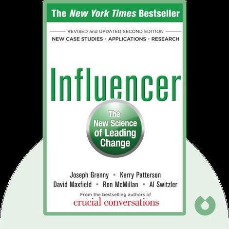Influencer von Joseph Grenny, Kerry Patterson, David Maxfield, Ron McMillan, Al Switzler
