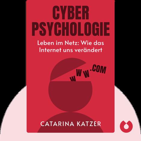 Cyberpsychologie von Catarina Katzer