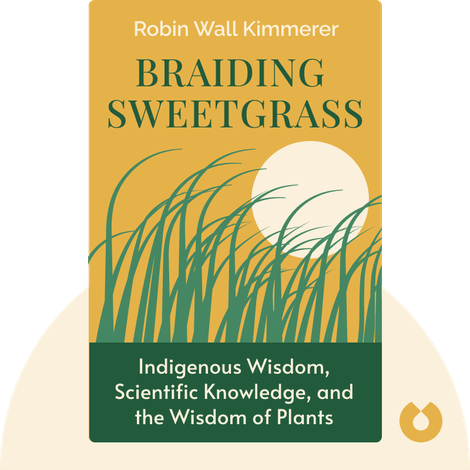 Braiding Sweetgrass von Robin Wall Kimmerer