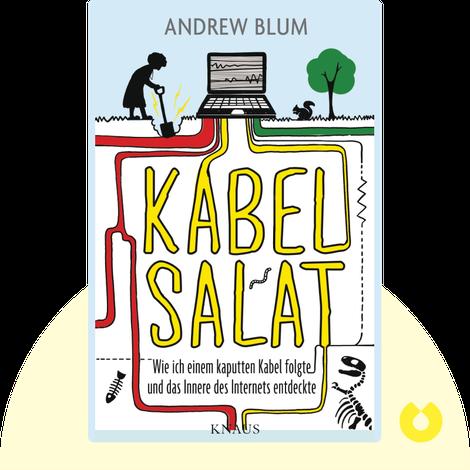 Kabelsalat by Andrew Blum