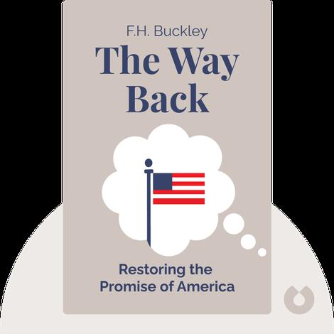 The Way Back von F.H. Buckley